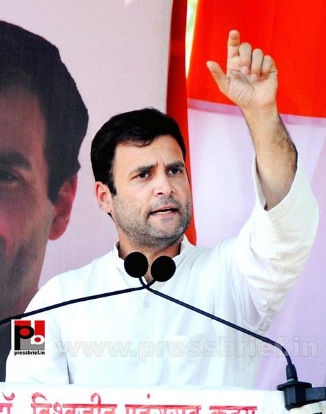 Rahul Gandhi at Pune (2) by Pressbrief In