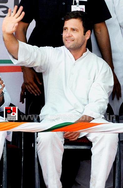 Rahul Gandhi at Pune (6) by Pressbrief In