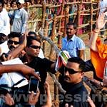 Sonia Gandhi in Telangana
