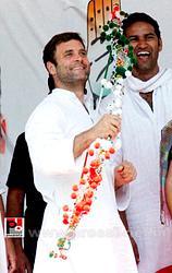 Rahul Gandhi at Khandwa, MP