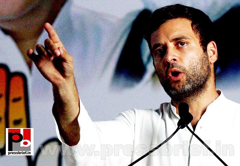 Rahul Gandhi at Bandra, Mumbai (5)