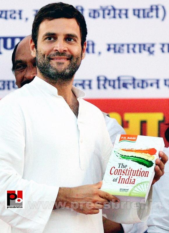 Rahul Gandhi at Bandra, Mumbai (2)