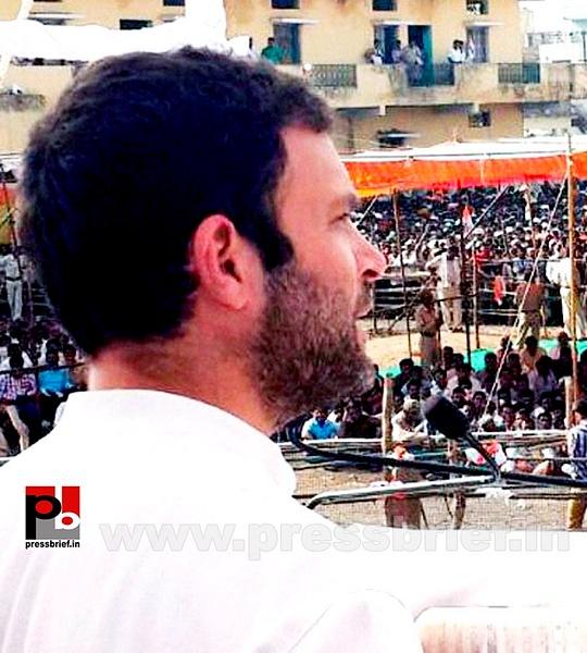 Rahul Gandhi at Bandra, Mumbai (4) by Pressbrief In