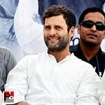 Rahul Gandhi at Bandra, Mumbai