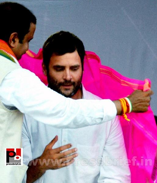 Rahul Gandhi at Madurai, TN (4) by Pressbrief In