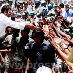 Rahul Gandhi at Madurai, TN