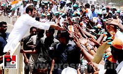 Rahul Gandhi at Madurai, TN