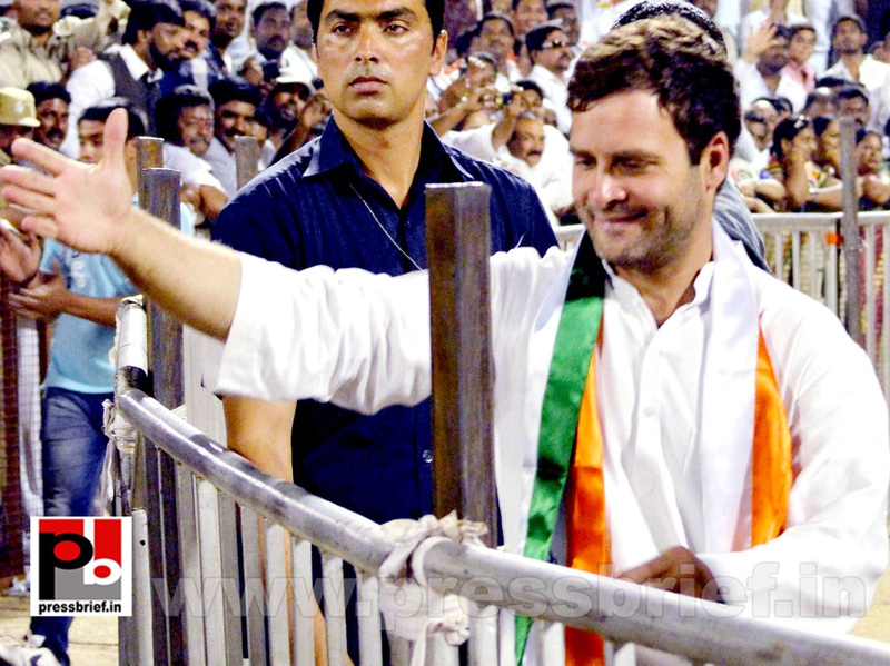 Rahul Gandhi in Hyderabad, AP (5)