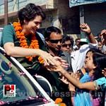 Priyanka Gandhi charms Raebareli