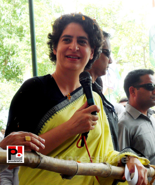 Priyanka Gandhi strikes chord with Raebareli (6) by...