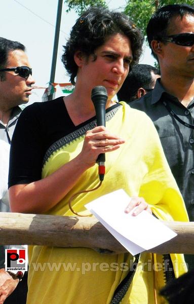 Priyanka Gandhi strikes chord with Raebareli (21) by...