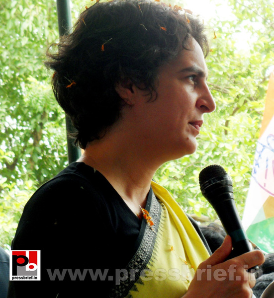 Priyanka Gandhi strikes chord with Raebareli (9) by...