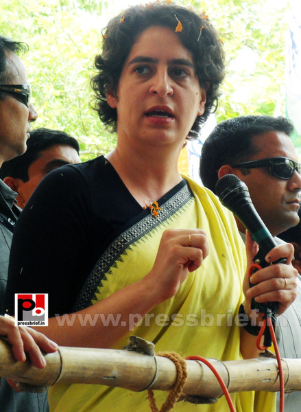 Priyanka Gandhi strikes chord with Raebareli (11) by...