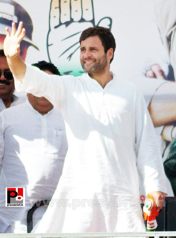 Rahul Gandhi at Kashipur, HP (1)