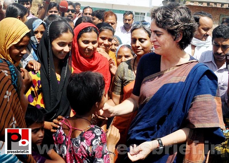 Real mass leader - Priyanka Gandhi (7)