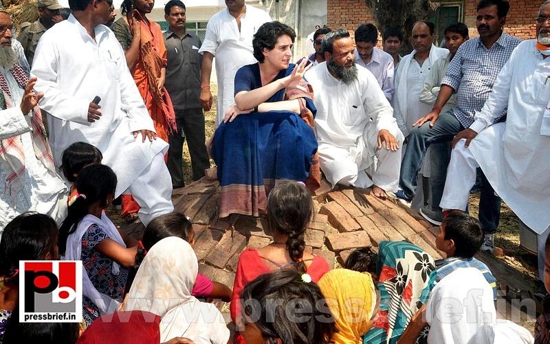 Real mass leader - Priyanka Gandhi (8)