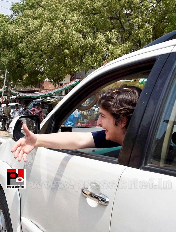Real mass leader - Priyanka Gandhi (11)