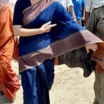 Real mass leader - Priyanka Gandhi