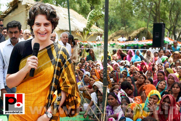 Priyanka Gandhi strikes chord with Amethi (2) by...
