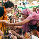Priyanka Gandhi strikes chord with Amethi