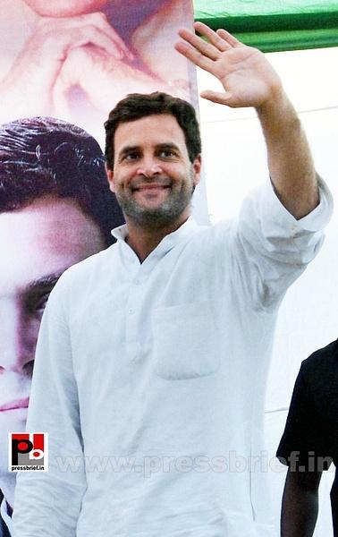 Rahul Gandhi addresses rally in Amethi (2) by Pressbrief...