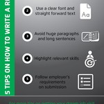5 Tips on How to Write a Resume