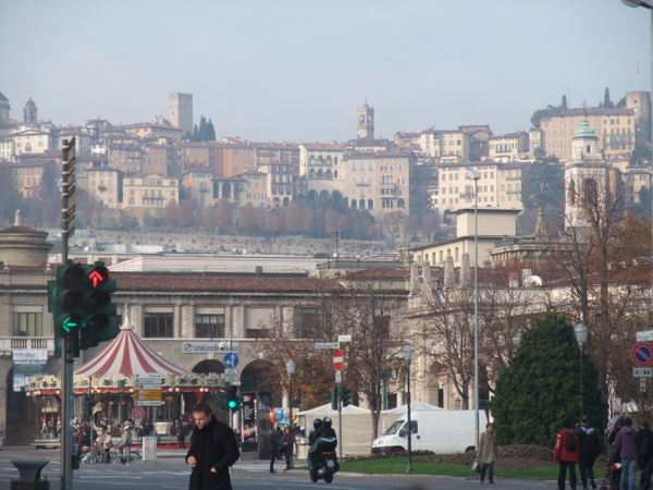 Bergamo, Italy by Anastasija by Anastasija