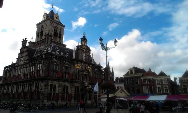 Delft by Anastasija by Anastasija