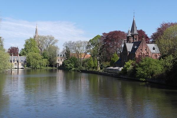 Bruges by Anastasija by Anastasija