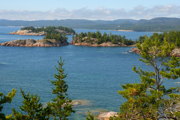 Lake Superior Circle Tour by denny33669