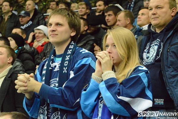Dinamo-Minsk - Amur-6 by MaximDmitriev