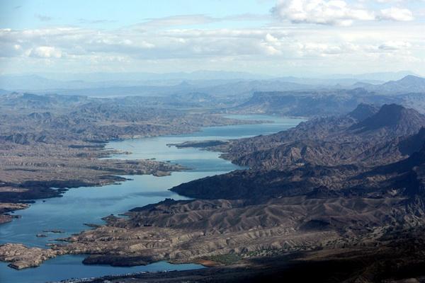Colorado River by arphoto