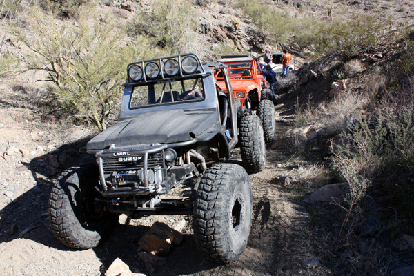 Arizona Off-Roading by arphoto