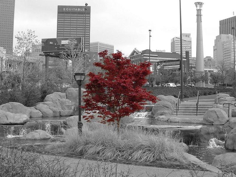 Atlanta: Centennial Olympic Park