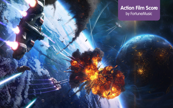 Action Film Score by Fortunemusic