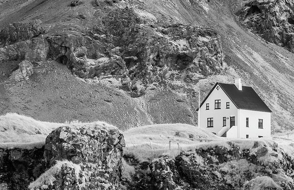 keeper's house - Iceland - Tony Sweet