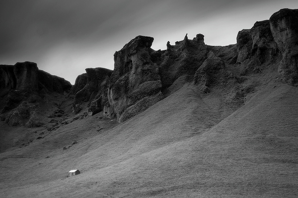 Tolkien hills - Iceland - Tony Sweet