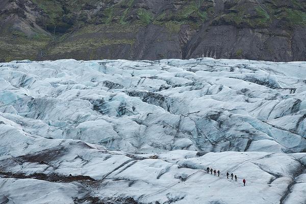 glacier - Iceland - Tony Sweet