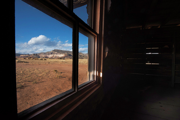 ghost ranch - Santa Fe, NM - Tony Sweet