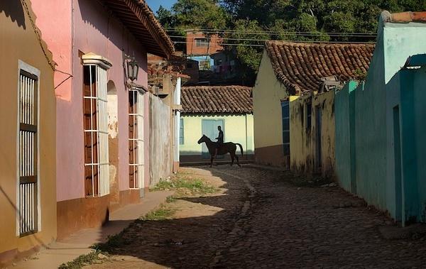 Trinidad - Cuba - Tony Sweet