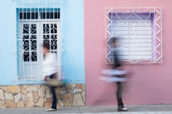 walkers - Cuba - Tony Sweet