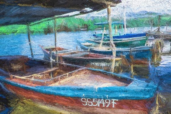 fishing villiage - Cuba - Tony Sweet