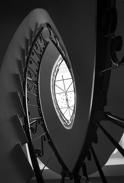 staircase - Cuba - Tony Sweet