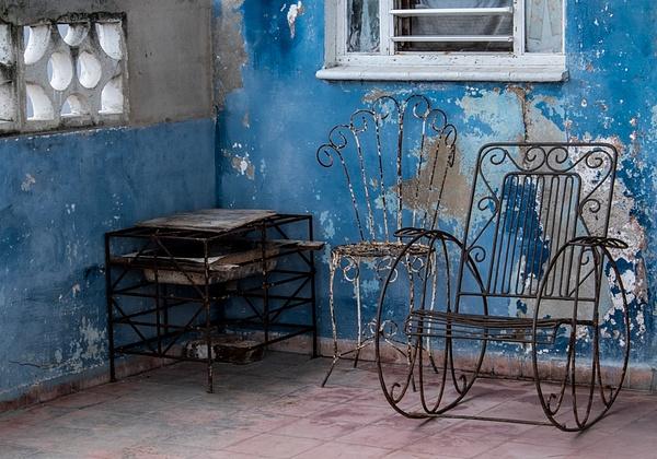 Cojimar - Cuba - Tony Sweet