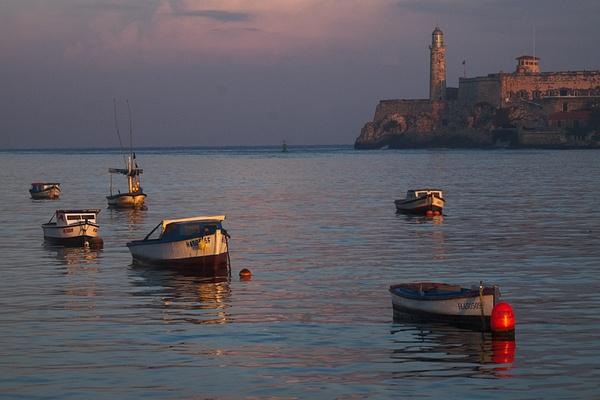 Havana harbor 1 - Cuba - Tony Sweet