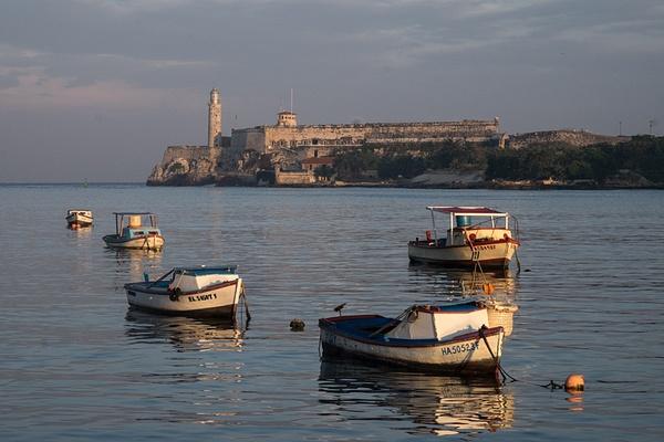 Havana harbor 2 - Cuba - Tony Sweet