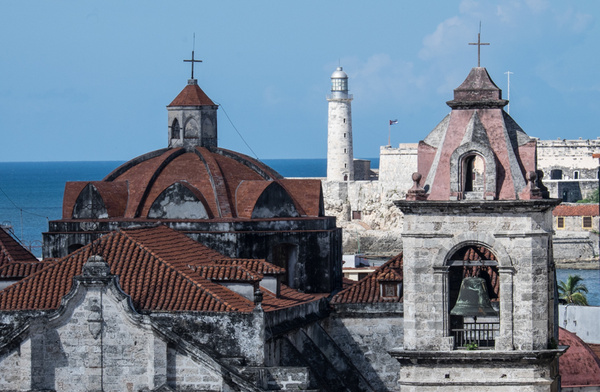 Morro castle - Cuba - Tony Sweet