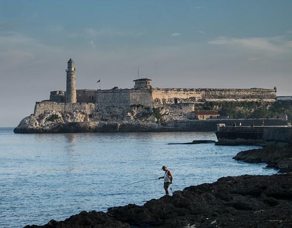 fisherman - Cuba - Tony Sweet