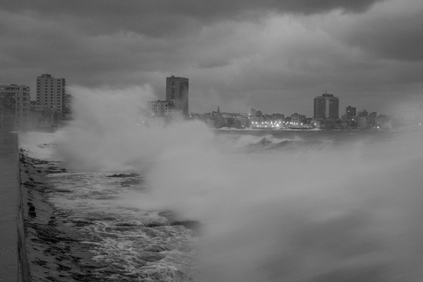 Melacon storm - Cuba - Tony Sweet