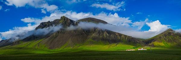 Iceland - Stitched pans - Tony Sweet